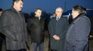 Юрий Калинин посетил яблоневые сады в Ингушетии